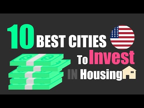 Where To Invest In Housing In 2017