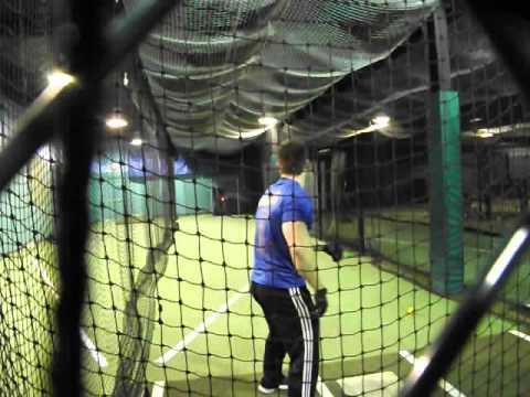 Twitter Baseball - @Realmetman Batting Practice - 1/12/13 at Frozen Ropes