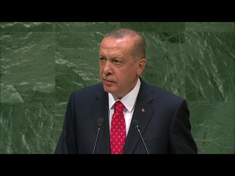 Turkey – President Addresses General Debate, 73rd Session