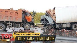 Truck Fails Compilation Top 10z #10 | Truck Fails 2019 | #Top10z