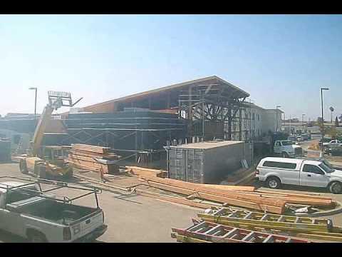 Anne Darling Elementary School - construction webcam photos