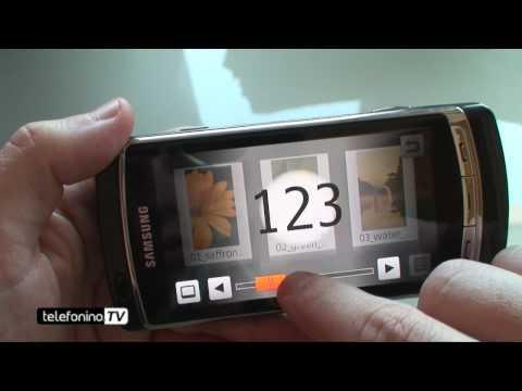 Samsung i8910 HD videoreview da Telefonino.net