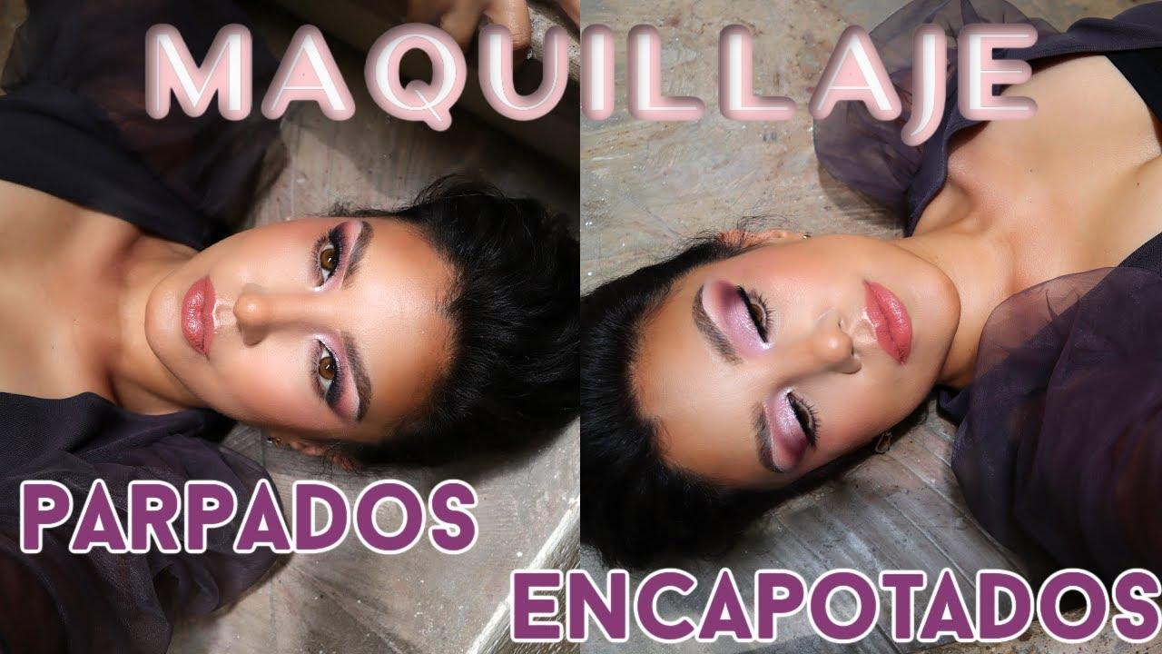 PARPADOS CAIDOS O ENCAPOTADOS tutorial maquillaje | auroramakeup