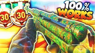 """IF YOUR K/D is LOW USE THIS SETUP! (Best """"MP40"""" Class Setup EVER) - COD WW2 BEST Class Setups!"""