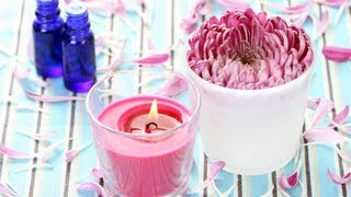 How to Make Soy Candles with Essential Oils