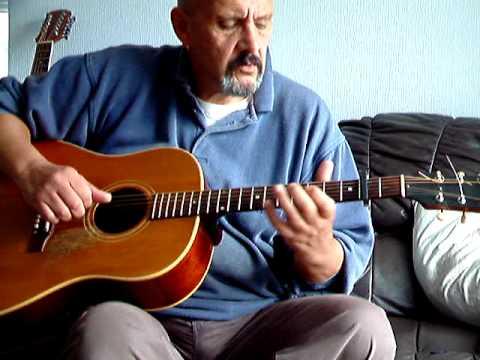 4+20  Stephen Stills acoustic  EBEEBE open Tuning