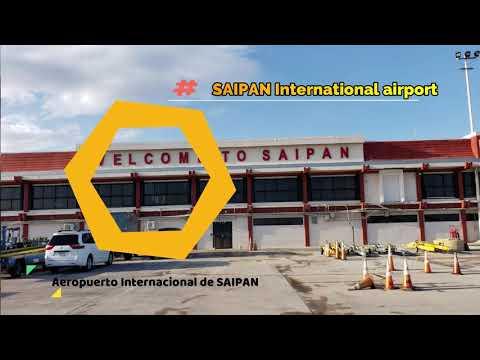 Saipan Project (Boarding bridge delivery) Airport Saipan