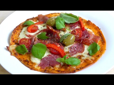 Pizza How to make easy quick recipe