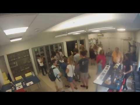 oPhone HotSpot AMNH New York City - Overview