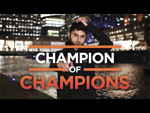 Yassuo | THE CHAMPION OF CHAMPIONS