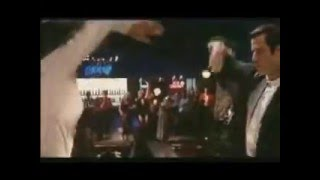 Pulp Fiction - Dancing Scene - Uma Thurman & John Travolta