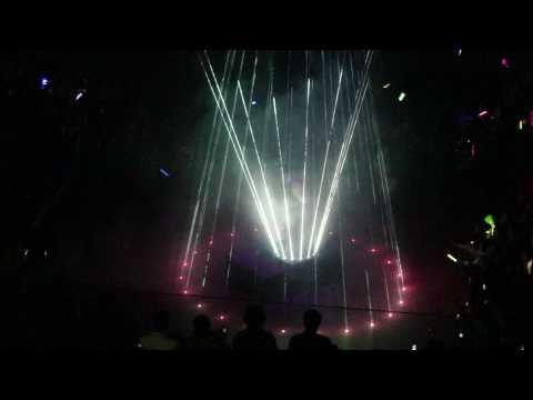 劉德華 UNFORGETTABLE 演唱會 2010 (6) 無間道
