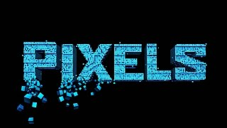 Pixels Trailer (Disney X DreamWorks)