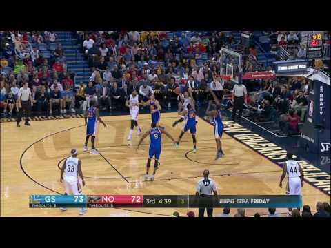 Golden State Warriors vs New Orleans Pelicans | October 28, 2016 | NBA 2016-17 Season