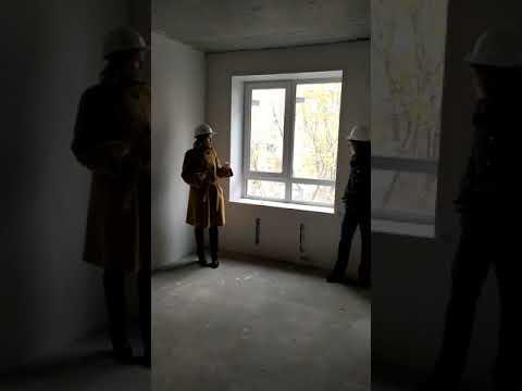 Новостройка на МАРКСА октябрь 2019 г.