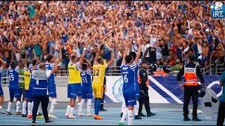 كواليس و أجواء المقابلة: اتحاد طنجة يقصي المغرب التطواني من منافسات كأس العرش IRT TV