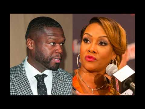 Vivica Fox wants to speak on her and 50 Cent sex life in new book