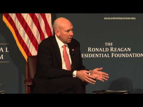 Reagan National Defense Forum (Panel 3): Industrial Base After a Decade of War