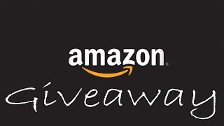 GIVEAWAY -- Amazon gift card - CLOSED