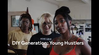 DIY Generation: Young Hustlers | BBC Newsbeat