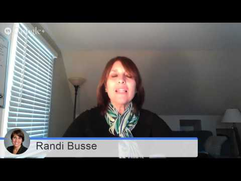 Customer Service Hangout with Shep Hyken and Randi Busse