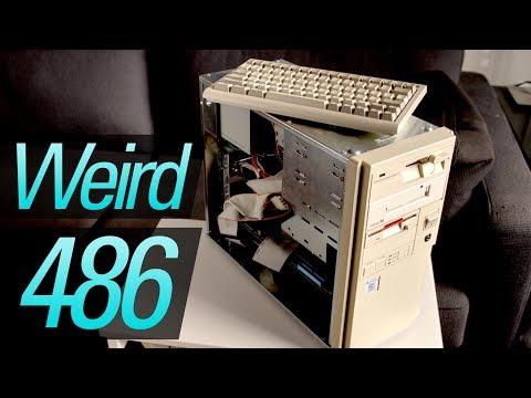 Fixing Up a Weird 486