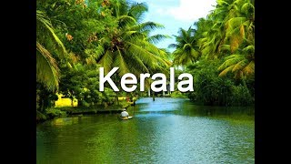 Kerala Tourism Video - Kerala at a Glance