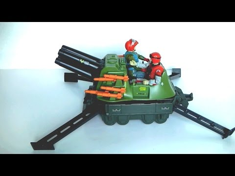 1987 G.I. Joe S.L.A.M. (SLAM) review
