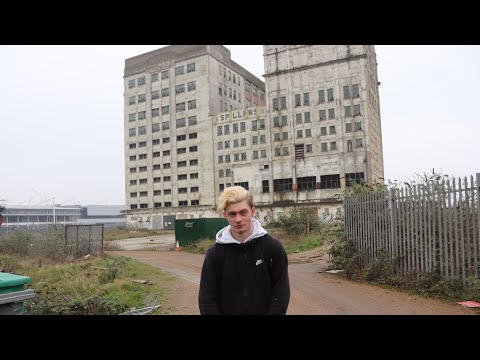 *Gone Wrong* Abandoned Exploring Millennium Mills