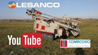 Lesanco præsenterer Comacchio GEO 601