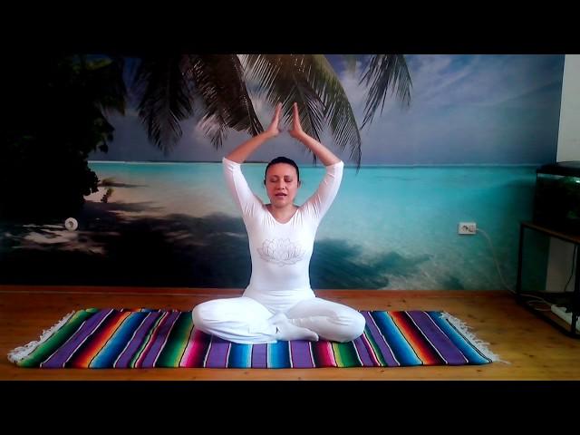 Yoga am Ostermontag