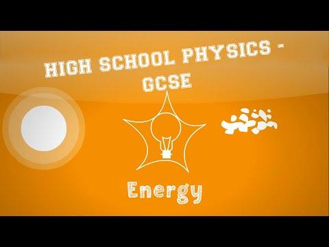 Physics - Energy