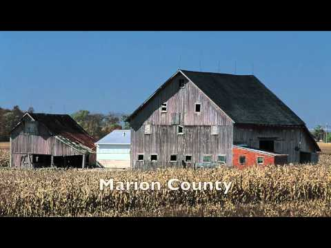 Indiana Barns book trailer
