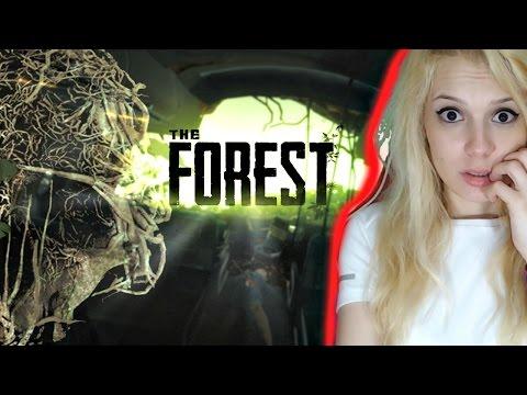 ADADA BİZE SALDIRDILAR ! - The Forest