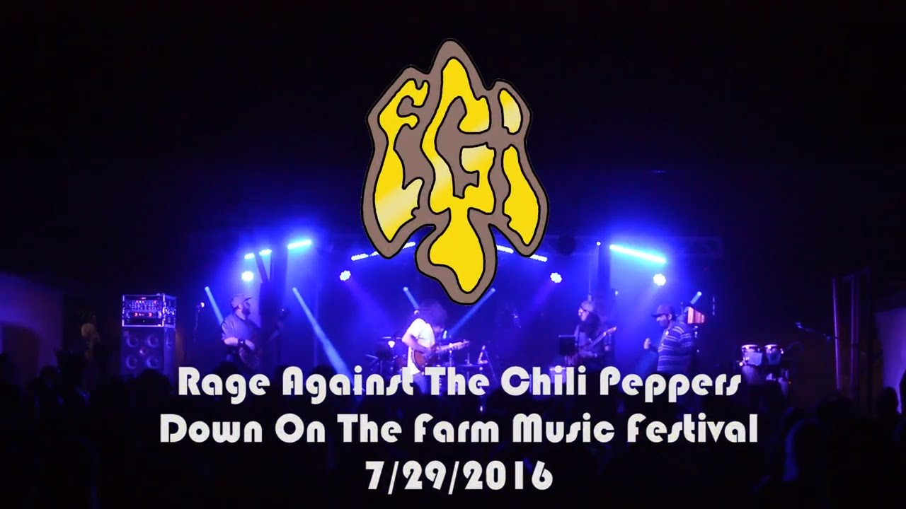 EGi. - Rage Against The Chili Peppers - Down On The Farm Music Festival 2016  sc 1 st  YouTube & EGi. - Rage Against The Chili Peppers - Down On The Farm Music ... azcodes.com