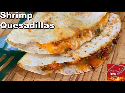 Best Shrimp Quesadillas Recipe