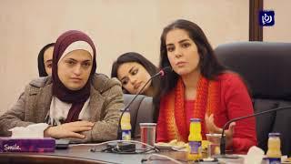 وزير التعليم العالي يلتقي طلبة في جامعة مؤتة (14/12/2019)