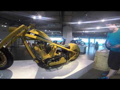 QueenBee does Barber Vintage Motorsports Museum | Part 1