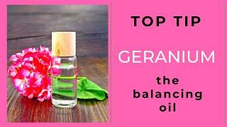 Geranium For Skincare