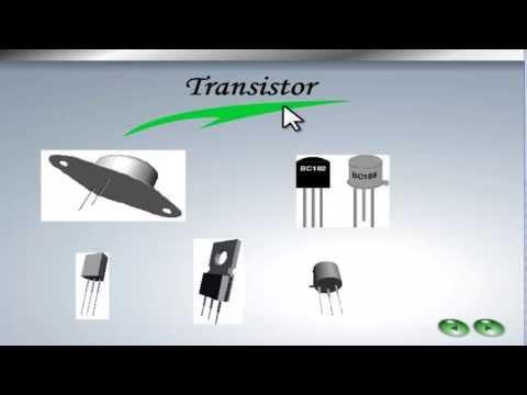 Elektronika Dasar 009 Transistor 01 Universitas Jember