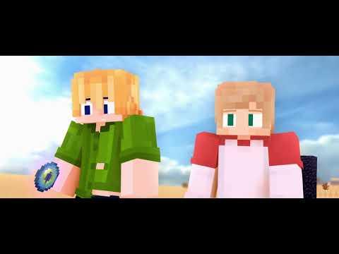 """Find The Pieces"" Dream SMP War Animation (TEASER TRAILER)"