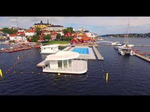 Arendal Gjestehavn Sjøbad (film)