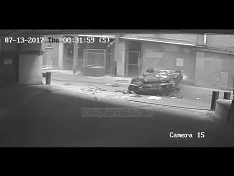 Aksidenti i pazakontë - Top Channel Albania - News - Lajme