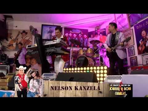 Nelson Kanzela desde El Show de Jhonny y Nora Canales en Monterrey