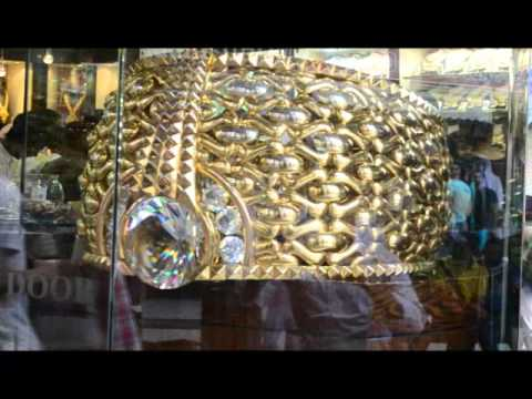 Worlds st Gold Ring Gold Souq Dubai