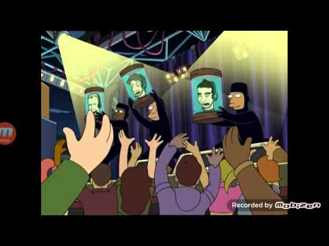 Futurama Beastie Boys