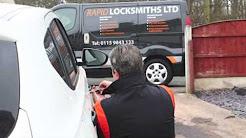 Nottingham Car Keys - Auto Locksmith Nottingham