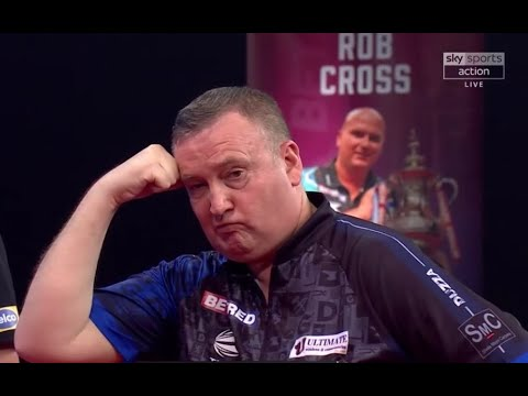 """Glen Durrant on beating Van der Voort: """"That's the most frustrating game I've ever played in"""""""