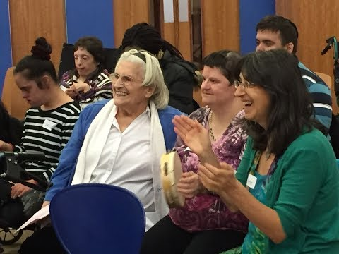 Inclusive Jewish Shabbat Morning Service:  accessible for learning disabled and elderly