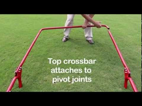 Rukket Sports Rebounder Setup & Adjustment Instruction Video